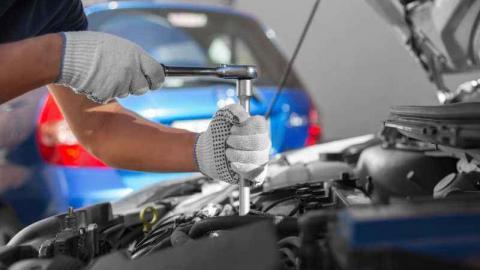 汽车维修工教学计划